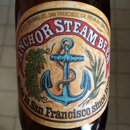 Anchor Brewing Company Anchor Steam Beer NV
