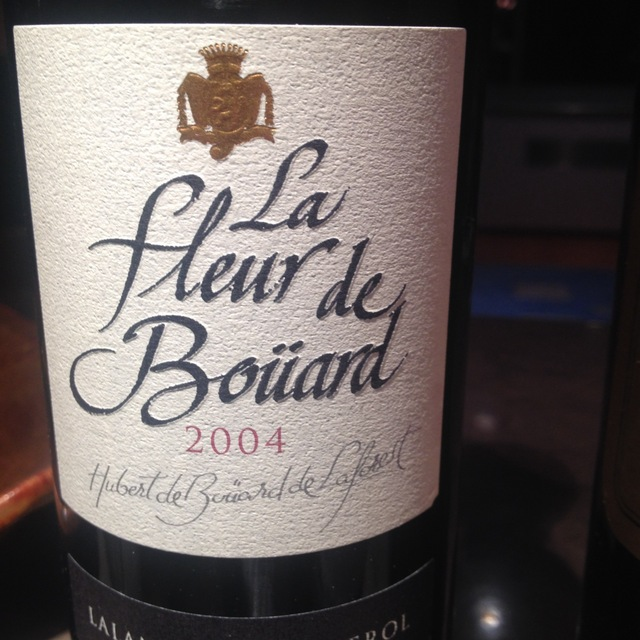 Lalande de Pomerol Red Bordeaux Blend 2004