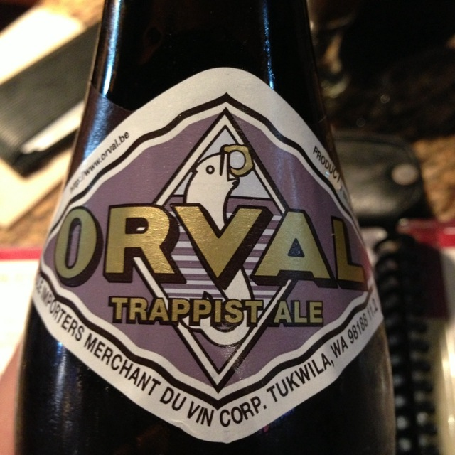 Orval Trappist Ale NV