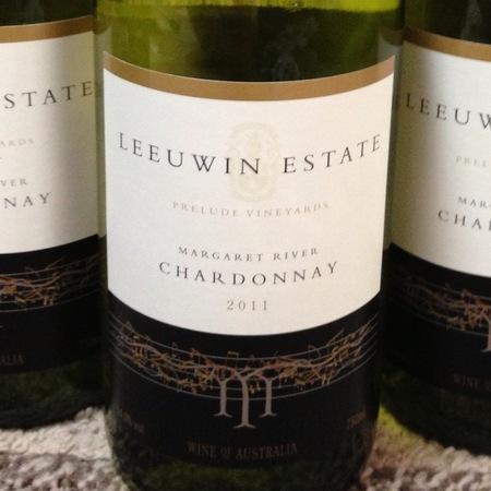 Leeuwin Estate Prelude Vineyards Chardonnay 2011