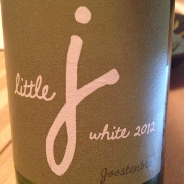 Joostenberg Little J White Chenin Blanc 2016