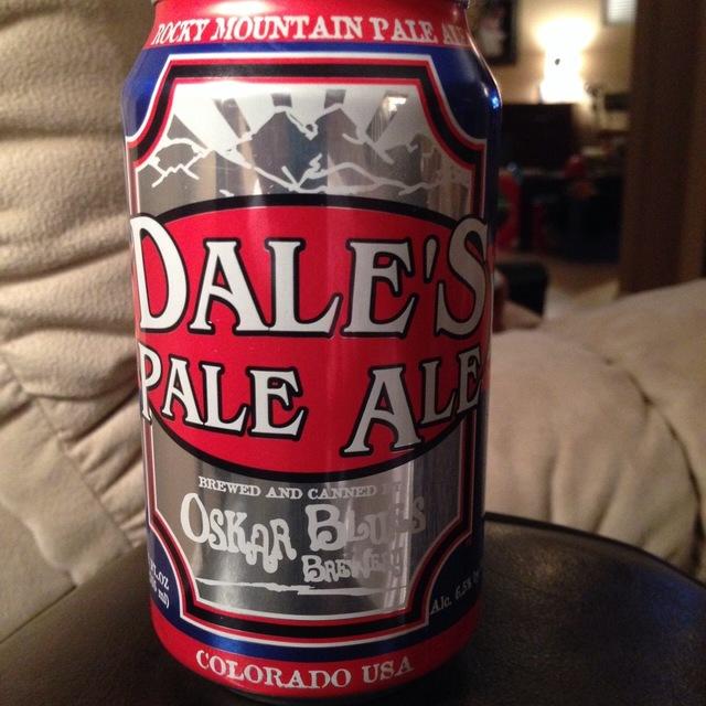 Dale's Pale Ale Malt NV