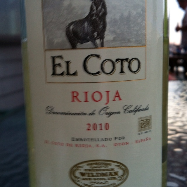 Rioja Blanco Viura 2010
