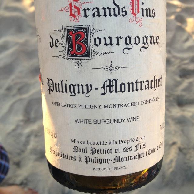 Domaine Paul Pernot et Ses Fils Puligny-Montrachet Chardonnay 2014