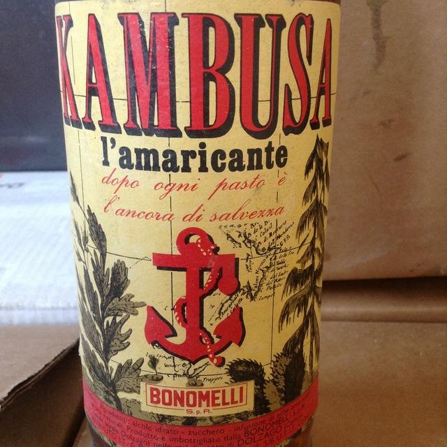 Bonomelli Kambusa L'Americante NV (1000ml)