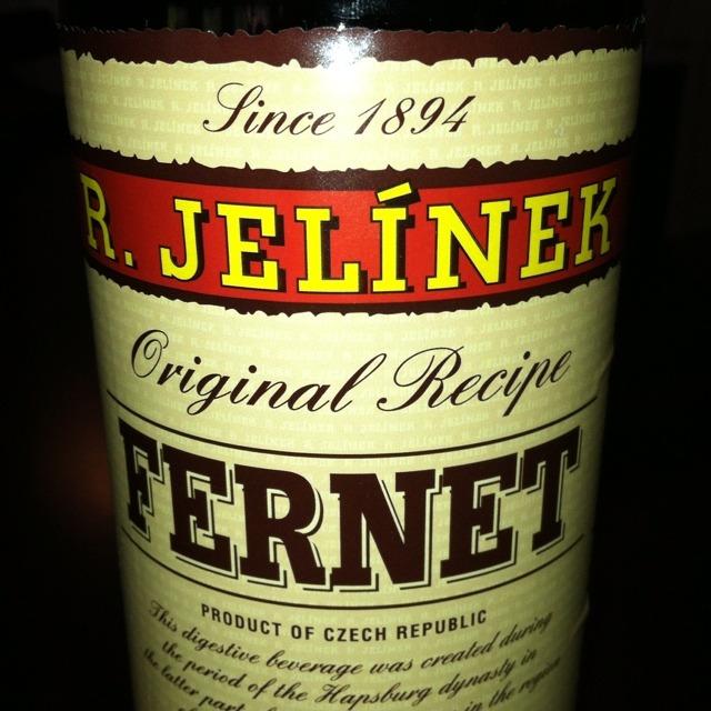 Original Recipe Fernet Liqueur NV