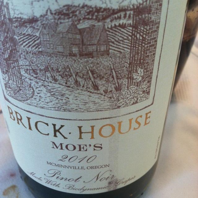 Moe's Pinot Noir 2013
