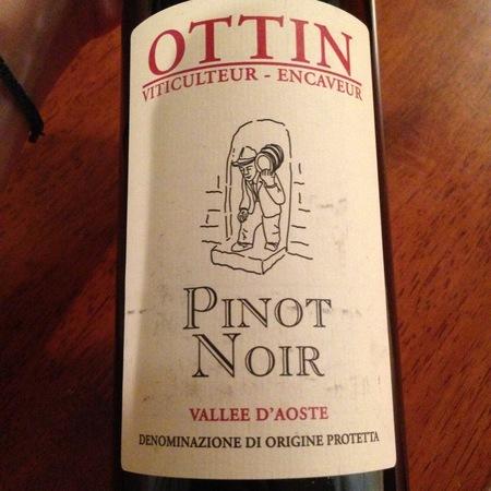 Ottin Valle d'Aosta Pinot Noir 2015