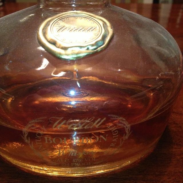 Willett Distillery Pot Still Reserve Bourbon Whiskey NV