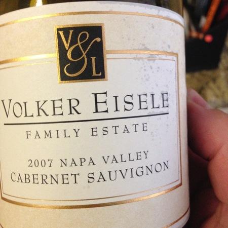 Volker Eisele Family Estate Napa Valley Cabernet Sauvignon 2007 (1500ml)