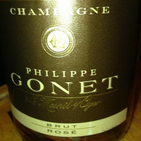 Philippe Gonet Champagne Brut Rosé NV