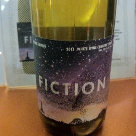 Field Recordings 'Fiction' White Blend 2015