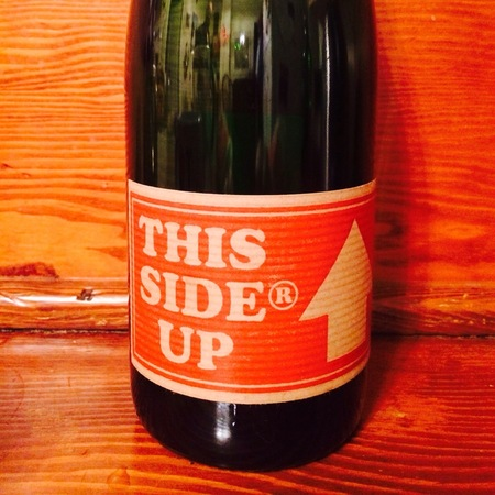 Cyril Zangs This Side Up Cider 2015