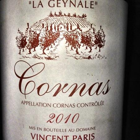 Domaine Vincent Paris La Geynale Cornas Syrah 2015 (1500ml)