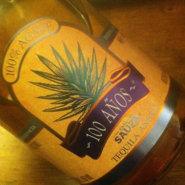 100 Anos Añejo Tequila NV