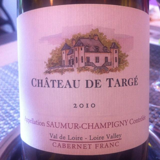 Saumur-Champigny Cabernet Franc 2014
