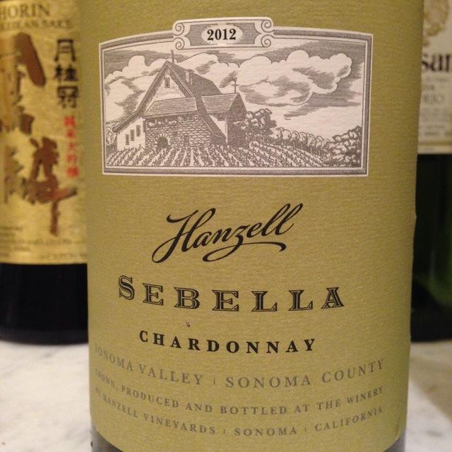 Sebella Sonoma Valley Chardonnay 2000
