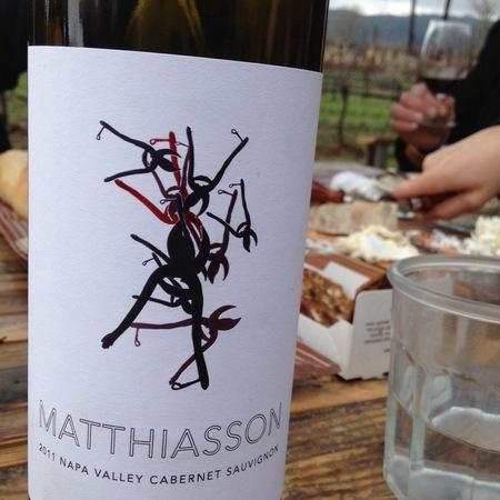 Matthiasson Napa Valley Cabernet Sauvignon 2013