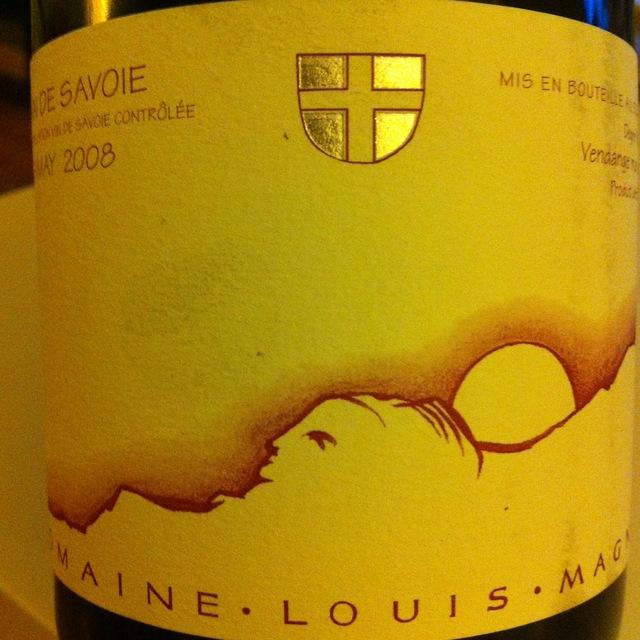 Louis Magnin Vin de Savoie Gamay 2011