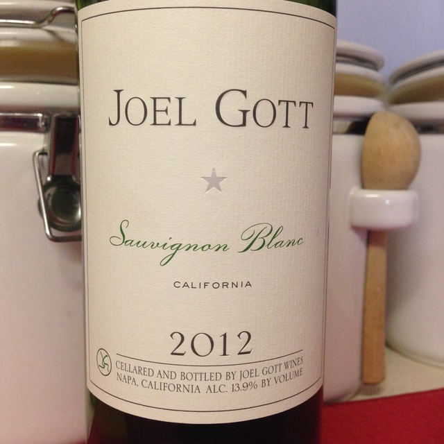 Joel Gott Wines California Sauvignon Blanc 2015