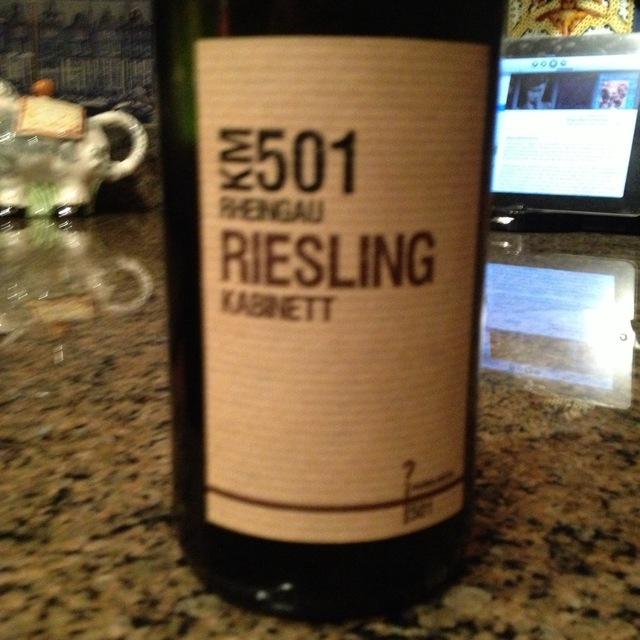 Weinhaus Ress KM 501 Riesling 2015