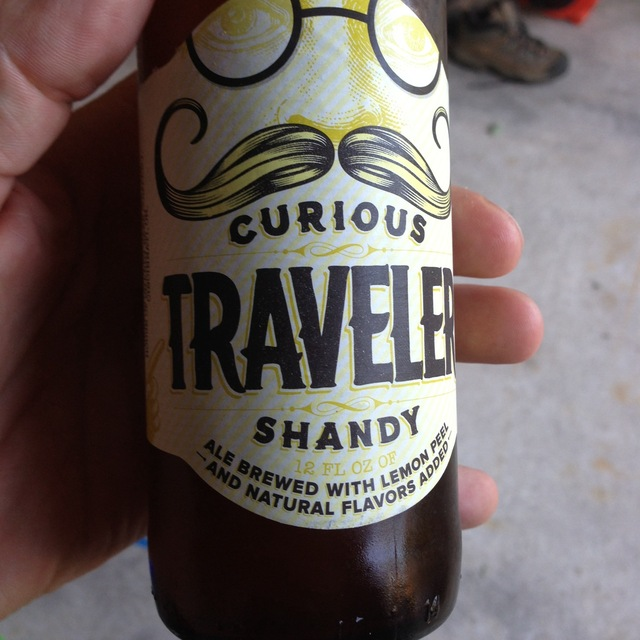 Curious Traveler Shandy Fruit Beer NV