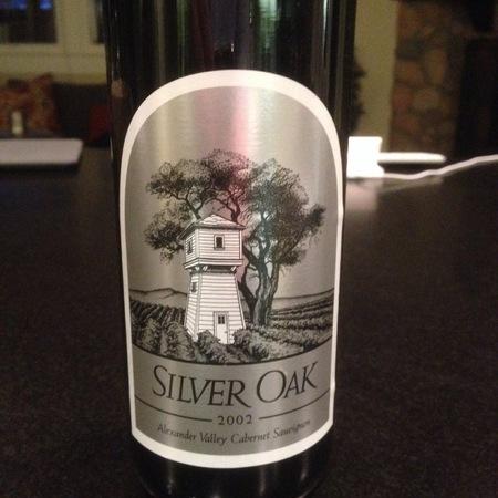 Silver Oak Alexander Valley Cabernet Sauvignon 2012 (3000ml)
