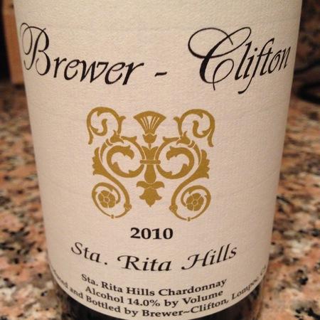 Brewer-Clifton Sta. Rita Hills Chardonnay 2015