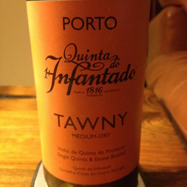 Tawny Medium-Dry Porto Port Blend NV