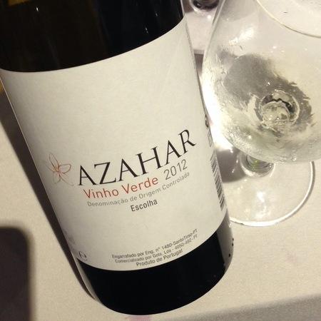 Azahar  Escolha Vinho Verde 2016