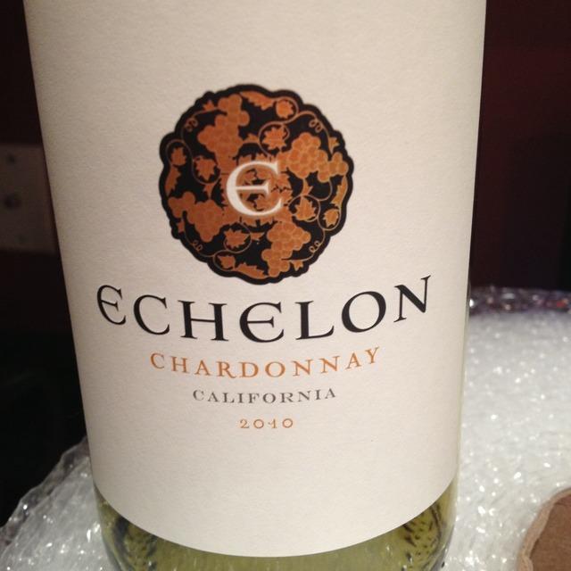 California Chardonnay 2012