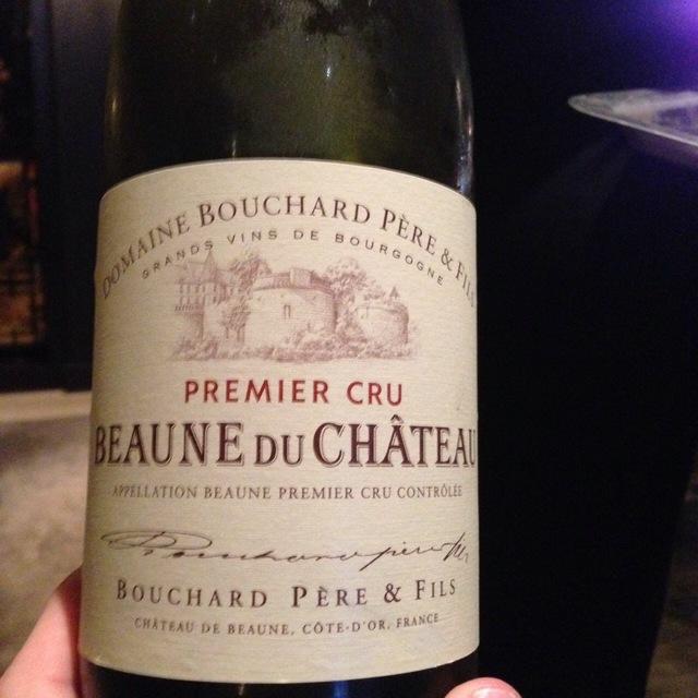 Beaune du Château Beaune 1er Cru Chardonnay 2013