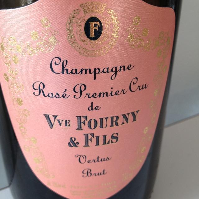 Brut Rosé 1er Cru Champagne Blend NV