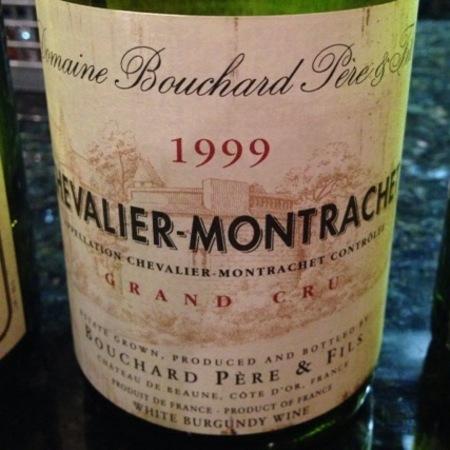 Bouchard Père et Fils Chevalier-Montrachet Grand Cru Chardonnay 1999