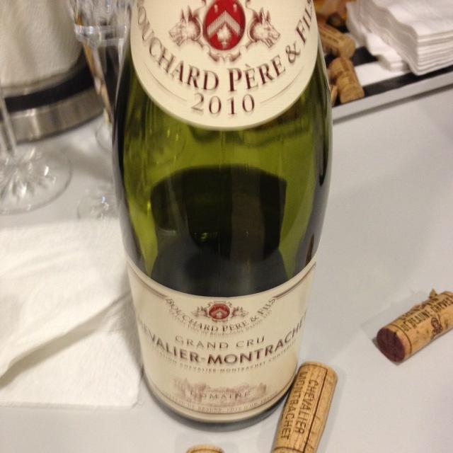 Chevalier-Montrachet Grand Cru Chardonnay 2010
