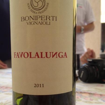 Boniperti Vignaioli Favolalunga Vespolina 2015