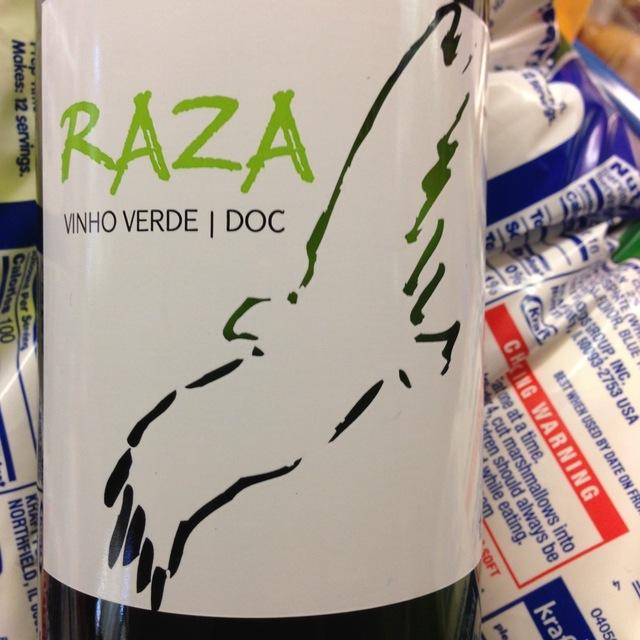 Raza Vinho Verde White Blend 2015