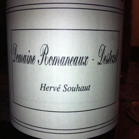 """Domaine Romaneaux-Destezet (Hervé Souhaut) """"Domaine Romaneaux-Destezet"""" Vin de Pays de l'Ardèche Blanc Viognier Roussanne 2016"""