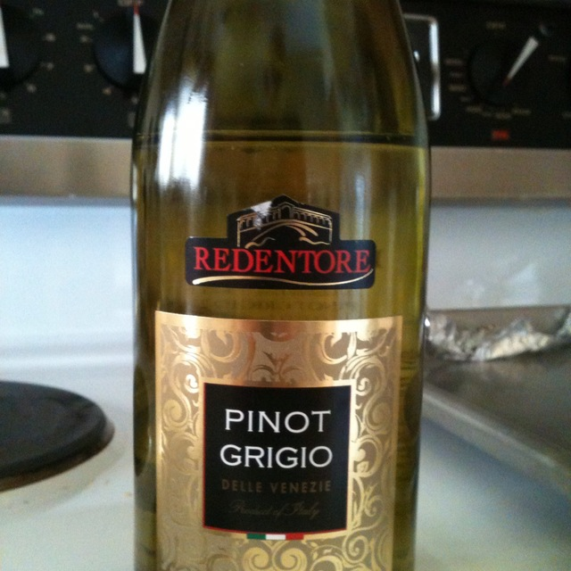 Redentore Pinot Grigio Delle Venezie 2016