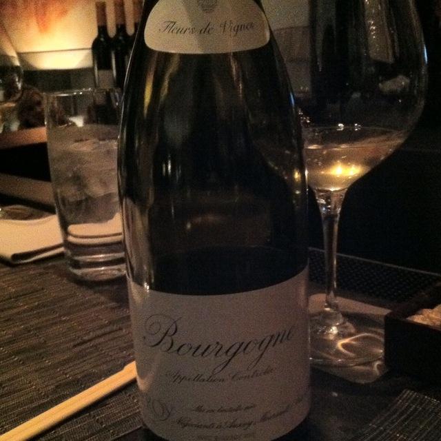 Fleurs de Vignes Bourgogne Blanc Chardonnay NV