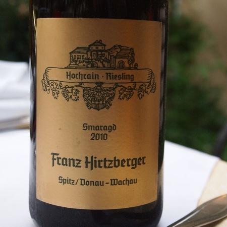 Franz Hirtzberger Hochrain Smaragd Riesling 2015