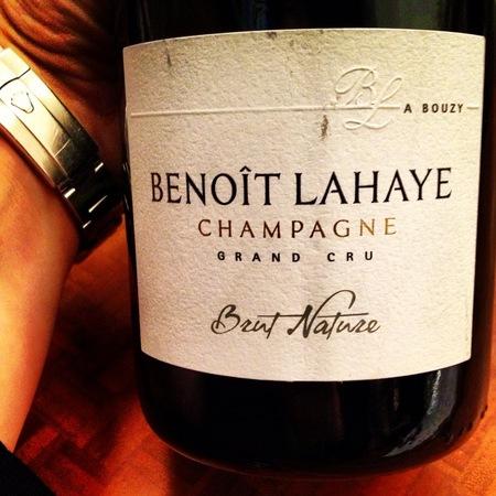 Benoît Lahaye Brut Nature Grand Cru Champagne NV