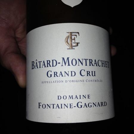 Domaine Fontaine-Gagnard Bâtard-Montrachet Grand Cru Chardonnay 2015