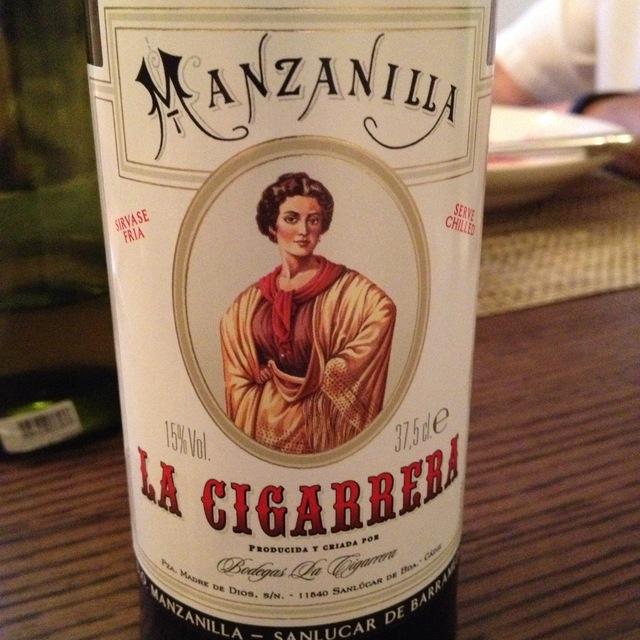 Bodegas La Cigarrera Manzanilla de Sanlúcar de Barrameda Palomino Fino NV (375ml)