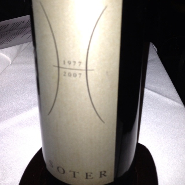 Soter Vineyards 1977-2007 Proprietary Red Blend 1977