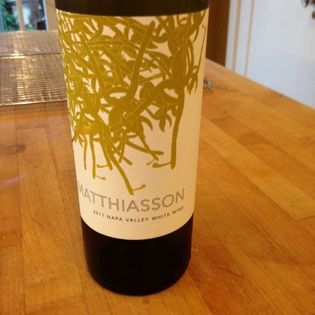 Matthiasson Napa Valley Red Blend 2011