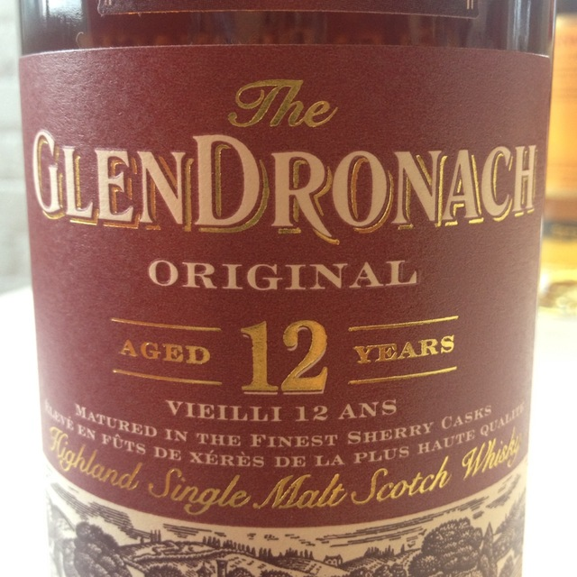 Aged 12 Years Original Highland Single Malt Scotch Whisky NV
