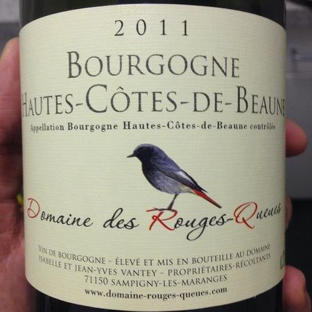 Domaine des Rouges-Queues Hautes Côtes de Beaune Chardonnay 2013