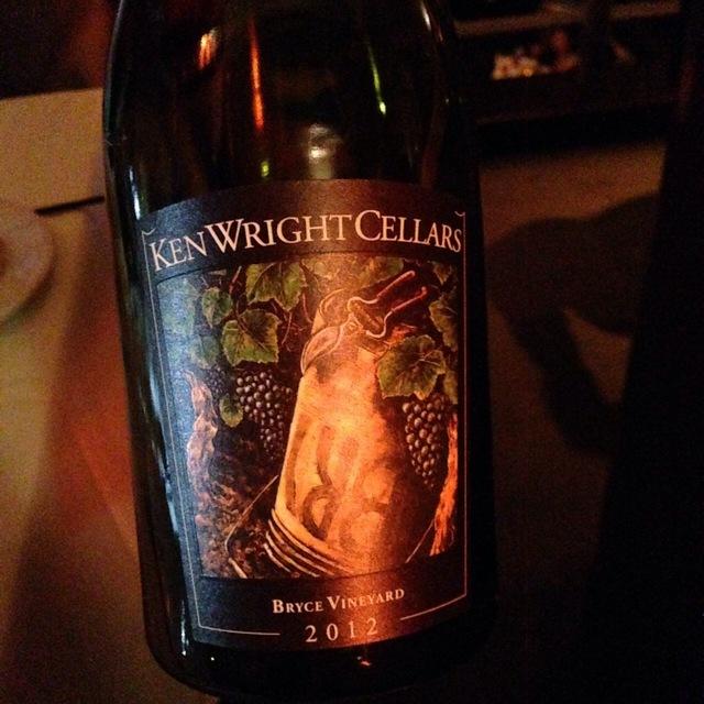 Bryce Vineyard Pinot Noir 2015