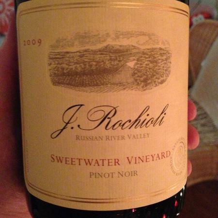 Rochioli Sweetwater Vineyard Pinot Noir 2009